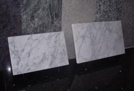 8. Bianco Carrara marmori